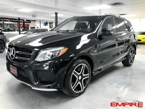Mercedes-Benz GLE-Class GLE 450 AMG 4MATIC 2016
