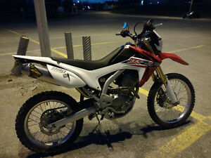 *Reduced* 2015 Honda CRF250L