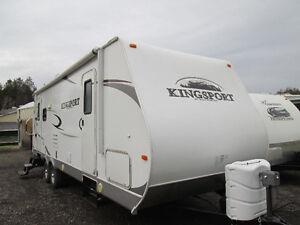 2013 Gulf Stream Kingsport 270 RL Travel Trailer Kitchener / Waterloo Kitchener Area image 1