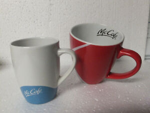 MC DONALD,S COFFEE TEA MUGS London Ontario image 1