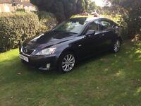 Lexus IS 220 td 2006 56 £2595
