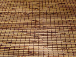 QUALITY BAMBOO WINDOW BLINDS