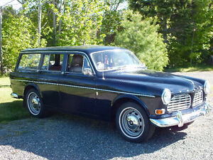 COLLECTOR 1967 VOLVO OFFERED FOR SALE