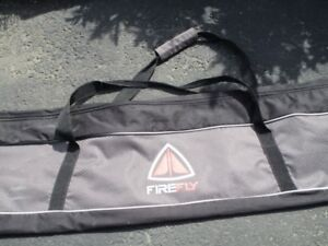 Sac de transport  ( Firefly ) ski alpin et un pour bottine