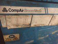 Industrial screw compressor