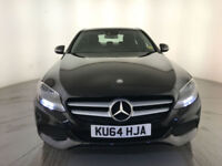 2014 MERCEDES-BENZ C220 SE EXECUTIVE BLUETEC CDI DIESEL 1 OWNER SERVICE HISTORY