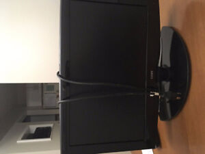 Coby 20 inch flat screen television