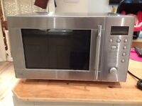 Stainless steel microwave 20L