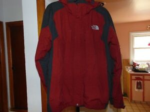 North Face  Ski Coat size large