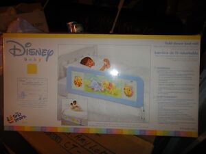 The First Years Disney baby fold-down bed rail