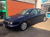 Jaguar X Type 2.5 V6 SE Saloon 4d 2495cc