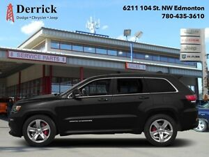 2014 Jeep Grand Cherokee   Used 4WD SRT 6.4L Hemi Nav High Perf