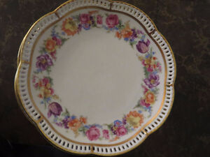 Fine Porcelain Dessert Plates by Schumann Cambridge Kitchener Area image 1