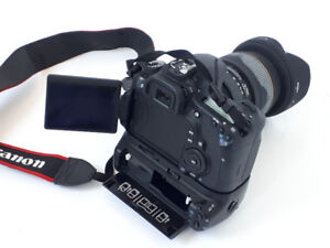 CANON OES D60  BOITIER SEULEMENT avec battery pack
