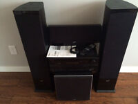 Onkyo/ Soundstage Home Theatre System