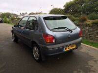 Spares or Repair - Ford Fiesta Freestyle 02 reg 1.25L 16v