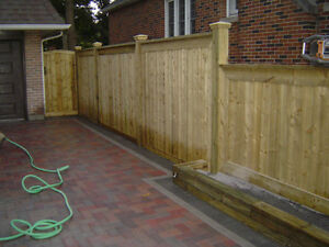 HOME-TECH FENCING AND CUSTOM DECKS 2017 Kingston Kingston Area image 4