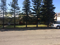House For Sale in High River will Take Motorhome on Trade