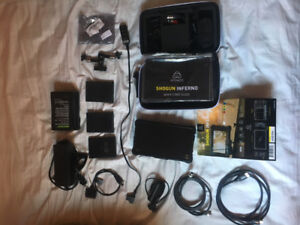 Atomos Shogun Inferno Package w / Extras + 4 Year Warranty