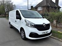 2016 Renault Trafic 1.6dCi Low Roof Van LL29 115 Business+ Only 36k AIR CON
