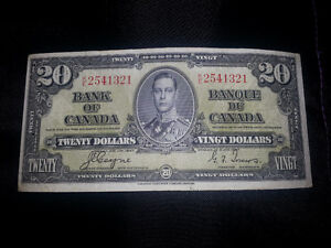 Londons largest and best collection of old paper money.300 ads.. London Ontario image 5