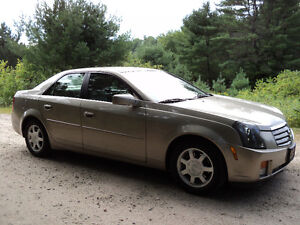 2003 Cadillac CTS Absolutely Mint Condition!