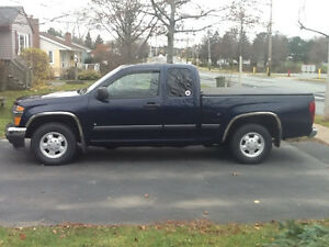 2007 Chevrolet Colorado Pickup Truck