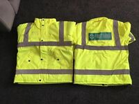 First Aid Jackets