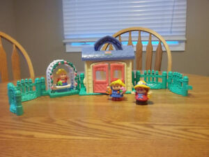 Fisher Price Little People Accessories