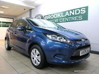 Ford Fiesta 1.6 TDCI ECONETIC [5X SERVICES and 0 ROAD TAX]