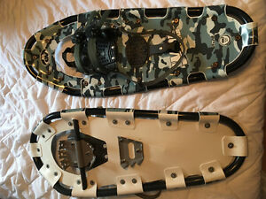 GV wide track snowshoes 11x28