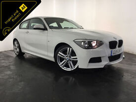 2015 BMW 125D M SPORT DIESEL 1 OWNER FROM NEW SERVICE HISTORY FINANCE PX