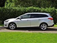 2017 Ford FOCUS 1.5 TITANIUM TDCI Manual Estate