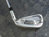 SET COMBO PING ANSER FORGED: UN HYBRIDE ET 7 FERS PROJECT X 5.5