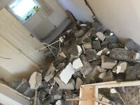 Concrete blocks / Rubble for free