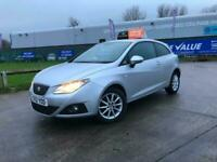 2012 SEAT Ibiza 1.2 TDI CR Ecomotive SE Copa 3dr HATCHBACK Diesel Manual