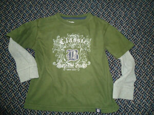 Boys Size 5 Long Sleeve T-Shirt