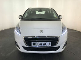 2014 64 PEUGEOT 5008 ACTIVE HDI DIESEL MPV 1 OWNER SERVICE HISTORY FINANCE PX