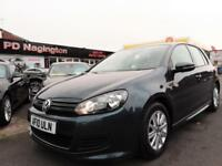 2010 VOLKSWAGEN GOLF 1.6 TDi 105 BlueMotion + A C + FINANCE AVAILABLE