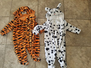 Outfits size 6 Months.