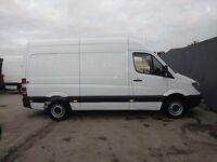 MERCEDES SPRINTER 313 CDI MWB ON 63 PLATE, FULL SERVICE HISTORY & ONE ONWER FROM NEW, VGC IN AND OUT