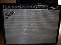 MINT FENDER TWIN AMP(PROTUBES SERIES)SALE OR TRADE