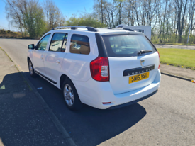 2015 Dacia logan mcv 1.5 turbo diesel, FREE ROAD TAX AND 70MPG ESTATE