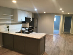 Beautiful and Bright 2 Bedroom Legal Basement Suite