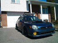 2003 Subaru Impreza WRX STi Familiale