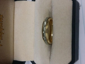 Wedding Band. .SZ 10. ..reduced to sell. .