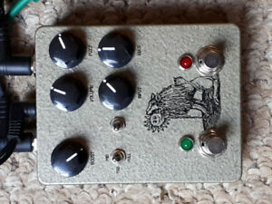 Analogman Sunlion clone