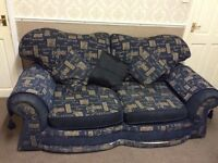 3 piece sofa suite FOR SALE