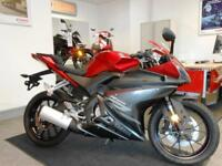 2018 Red YZF-R125 ABS - £3995.00 otr brand new with 6.4% apr finance
