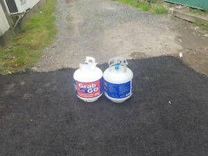 2NEW FILLED 20LB BBQ TANKS$45 EACH 5777769